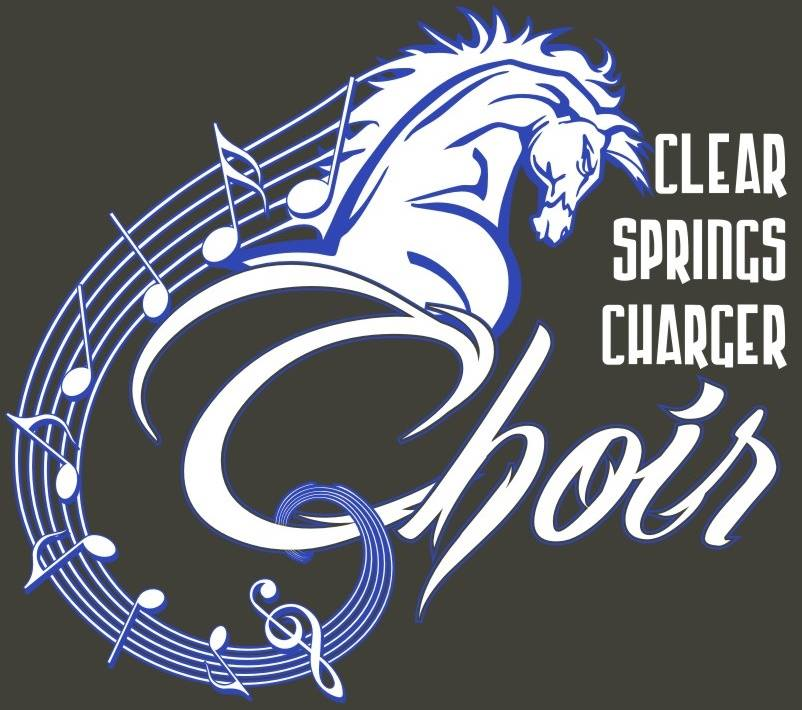 Logo for Clear Springs Charger Stage